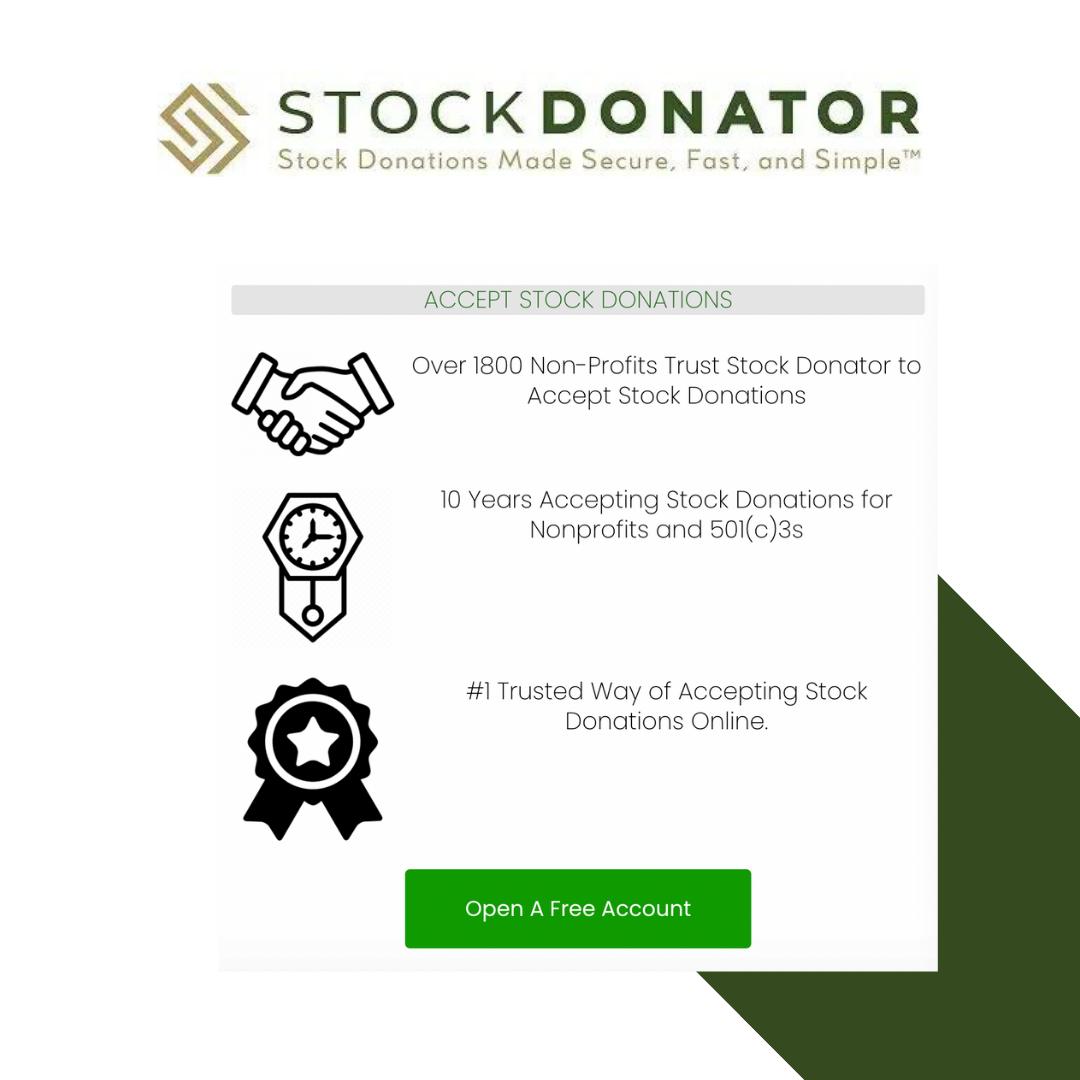 stock donator reviews
